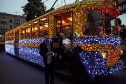 retro tramvai